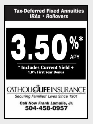 Catholic Life Insurance