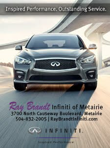 Ray Brandt Infinity: Inspired Performance, Outstanding Service